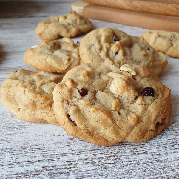 Cookies de chocolate. Mamá Naranja